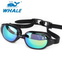 China Anti Fog Waterproof Professional Silicone Swimming Goggles for adult wholesale