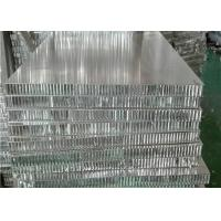 China Aluminum Honeycomb Panel For Facade System/Wall Cladding/Ferry Decoration wholesale