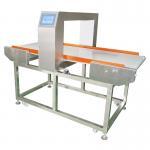 China 10 Level Adjustable Sensitivity Conveyor Food Metal Detector 25 m / mins wholesale