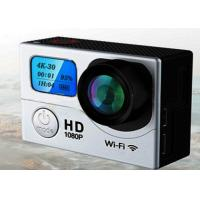 Wholesale H.264 MOV Waterproof Sports Video Camera 4K G3 2 Display 2'' LCD 0.95 Inch 170 Angle from china suppliers