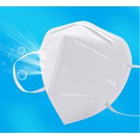 China GB2626-2006 Approved KN95 Disposable Folding Non-Valve 5 Layer Auti-dust Non-woven Mask KN95 Protective Mask KN95 Dust wholesale