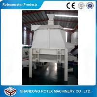 China High efficiency 0.8-1.2t/h capacity draft tower cooler for pellet production line wholesale