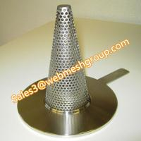 China Conical strainer with handle wholesale