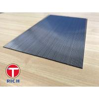 China Polishing Capillary Stainless Steel Seamless Pipe Bright Annealing Astm A213 wholesale