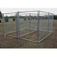 China Security Site Steel Temporary Fencing High Perceptivity And No Destruction wholesale