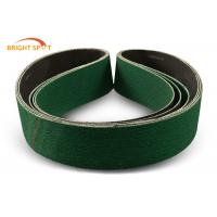 Quality Multipurpose 4 X 21 Metal Sanding Belts Hand Held For Woodworking 36 - 400 Grits for sale