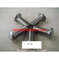 China incoloy825 button head screw uns n08825 NCF8825 wholesale