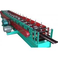 China Hydraulic Punching And Cutting function of Steel C Purlin Roll Former Hydraulic Punching Machine wholesale