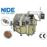 Buy cheap Full Automatic Armature rotor Double Flyer Copper coil Wire Winding Machine from wholesalers