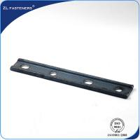 China Railway Fish Plate For Steel Rail Connecting 30KG , 40KG , 50KG , 60KG wholesale