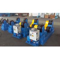 China HGZ Pipe Welding Rollers Digital Display Truning Speed 1000mm / min Danfoss VFD wholesale
