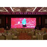 China P10 Indoor Rental LED Video Screen , Full Color Advertising Led Display wholesale