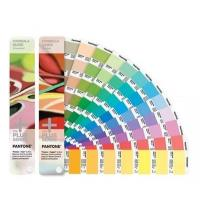 China Solid Coated Pantone Color Cards , Paper Material Pantone Color Chart GP1601N wholesale