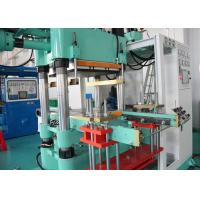 China Sprueless Silicone Rubber Injection Molding Machine 1000Ton For Rubber Parts Molding wholesale