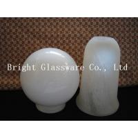 China Frosted round glass lamp shade supply wholesale wholesale