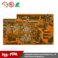 Buy cheap 12 layer immersion gold Multilayer pcb board from wholesalers