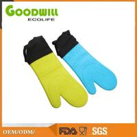 Wholesale FDA Silicone Gloves and Oven Mitts from china suppliers