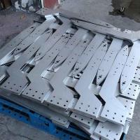 China Turret Punching Bending Stainless Steel Fabrication General Metal Components wholesale