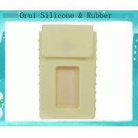 China Businessmen silicone waterproof name card cover wholesale