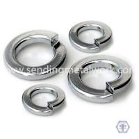 China Spring Washer DIN127b Lock Washer DIN127 Spring Lock Washer DIN127b on sale