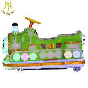 China Hansel battery powered amusement park outdoor  fiberglass motorbike for sale wholesale