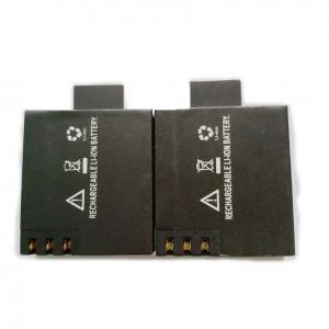 China 3.33Wh 3.7V 900mAh Custom Lithium Battery Packs wholesale