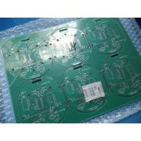 China Green Solder Mask multi layer pcb with Hot Air Soldering Level , Lead free pcb multilayer on sale