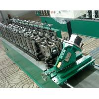 China Hydraulic Cutting Carbon Steel C Purlin Forming Machine Germany Siemens Plc wholesale