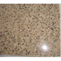 China top quality of the chinese tropical brown granite slabs on sale