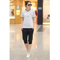 Buy cheap dry fit womens yoga gym wear, sport wear, gym clothing from wholesalers