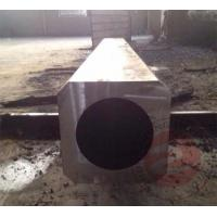 China Custom Heavy Steel Open Die Forgings ASTM A388 EN10228 , Column Square Pipe Forging wholesale