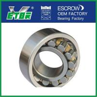 China Steel Retainer Sealed Spherical Roller Bearings / Self Aligning Ball Bearing on sale
