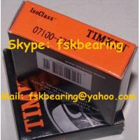 China Chrome Steel Anti Friction Bearings Single Row for Compressors 495/492A wholesale