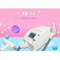 China Eyebrow Removal Nd Yag Laser Tattoo Removal Machine , Birth Mark Makeup Removal Machine wholesale