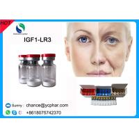 China Injection Pepides IGF-1 LR3 For Anti-aging and Fat Loss IGF LR3 HGH Growth Hormone CAS 946870-92-4  Anti-wrinkle wholesale