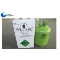 China Commercial Clear R422D HFC Refrigerant CF3CH2F For Medium Temperature Refrigeration wholesale