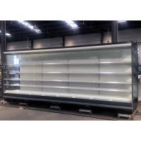 Low Fronted Remote Multideck Open Display Fridge 5 Layers With LED Light Tubes