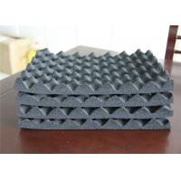 China egg crate acoustic foam sheets interior decorative wall covering panels wholesale