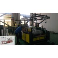 China PLC Operation Consumption Fully Automatic Cast Film Extrusion Machine Easy Operation 150 KG / H Model No. SLW-1000 wholesale