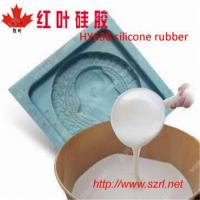 China Silicone mold making rubber for architectural plaster molds wholesale