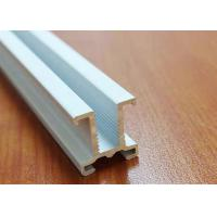 China T5 Mill Finish Aluminium Extruded Profiles Aluminum Alloy Keel For Suspended Ceiling wholesale