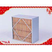 China 592x592x292mm (24″×24″×12″) synthetic fiber medium efficiency cassette type air filters wholesale