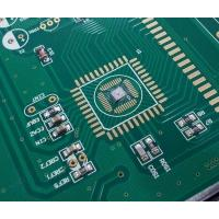 China FR4 Material PCB LED Clock Light Assembly Board With Lead free HASL Finishing wholesale