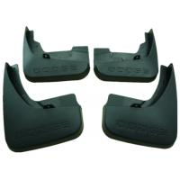 China Rubber Car Body replacement Parts of Automobile Mud Flaps Complete set For Dodge JCUV 2007- wholesale
