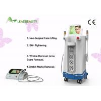 Wholesale 5MHz SRF and MRF Skin Rejuvenation Machine Fractional RF Microneedle for clinic from china suppliers