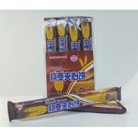 China OEM 15g Crispy Wheat Sandwich Biscuits / Hard Chocolate Candy wholesale