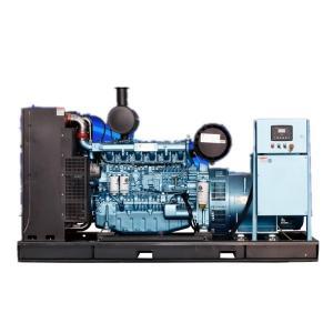 China WeChai Engine Silent Genset 1100KW 1375KVA Marine Diesel Generator Set on sale