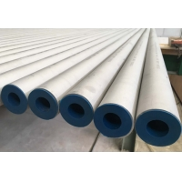 China ASTM B677 TP904L UNS N08904 Stainless Steel Seamless Pipe on sale