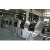 China Multifunctional Wet Fresh Noodle Making Machine / Production Line Work Stable wholesale