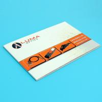 Buy cheap OEM Pantone Color Document Printing Services With Gloss Lamination / Matte from wholesalers